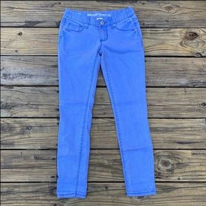 Mossimo Supply Co. | Blue ankle skinny jeans Jr. 1